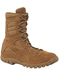 Belleville C333 Sabre Coyote Brown Hot Weather Hybrid Assault Boot, Made in USA