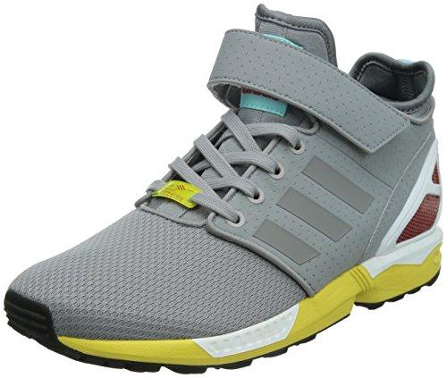 adidas Herren Sneaker ZX Flux NPS Mid grau Grau