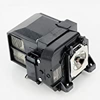 eWorldlamp EPSON ELPLP77 V13H010L77 high quality Projector Lamp Compatible Bulb with housing Replacement