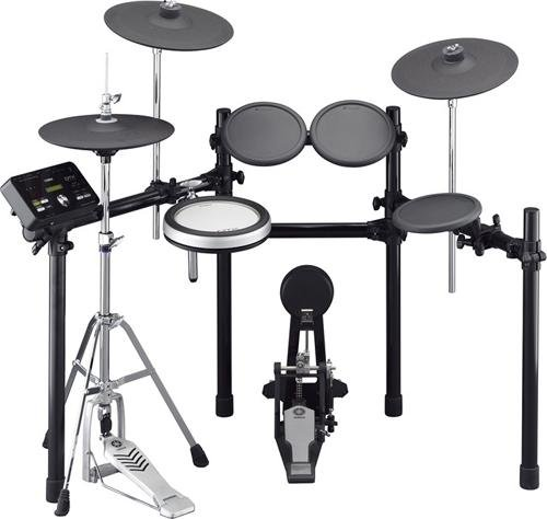 yamaha dtx electronic drum set - 1