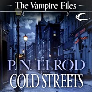 Cold Streets Audiobook