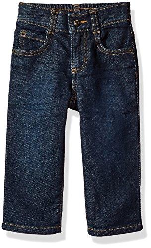 Gymboree Toddler Boys' Funflex Straight Jeans, Dark Wash Denim, 18-24 Mo by Gymboree