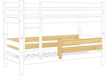 Letti A Castello Bassi.Erst Holz Dispositivo Di Sicurezza Per Bambini Per Letto A