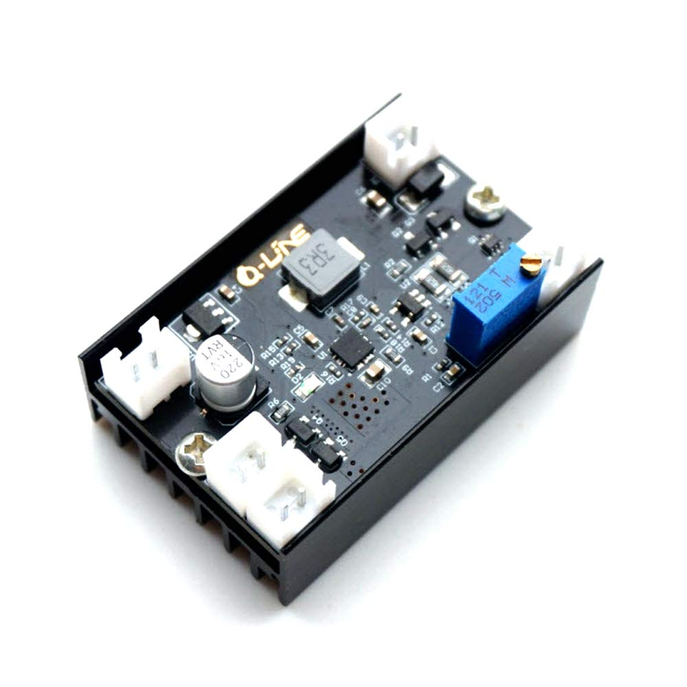 5A MAX Current 1W-5W 450/465/520/525nm Blue Laser Driver with 12V Step-Down Constant Current Drive TTL 150KHZ