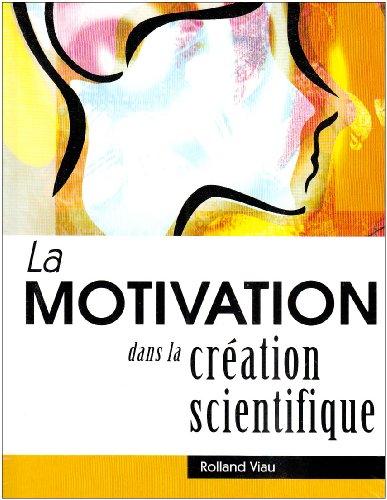 Motivation dans la création scientifique