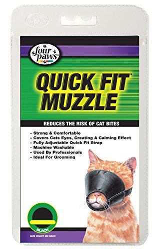 Four paws Small Ouick Fit Cat Muzzle
