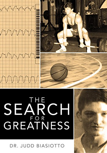The Search for Greatness cover