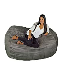 Cozy Sack, Cozy Maui Beanbag Chair, 38 Cubic Feet Premium Shredded Cozy  Foam,