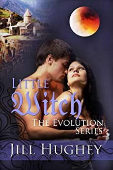 Little Witch: Historical Romance Novella (The Evolution Series Book 4) by [Hughey, Jill]