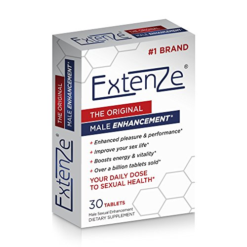 - Extenze Male Enhancement - 30 Tablets