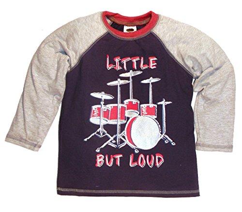 Mulberribush Little Boys' Little but Loud Shirt (6)