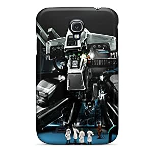 New Fashionable NadaAlarjane-y Cover Case Specially Made For Galaxy S4(metal Gear Rex 2)