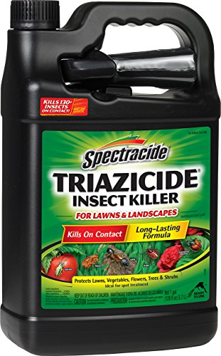 Spectracide Triazicide Insect Killer For Lawns & Landscapes (Ready-to-Use) (HG-10525) (1 gal)