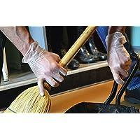 AMMEX GlovePlus Vinyl Disposable Powder Free Gloves - cleaning