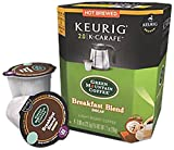 k cup carafe decaf - Green Mountain Coffee Breakfast Blend Decaf (8 Count)