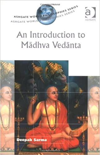 Ebook para téléchargements gratuits An Introduction to Madhva Vedanta (Ashgate World Philosophies Series) by Deepak Sarma (2003-11-21) ePub by Deepak Sarma