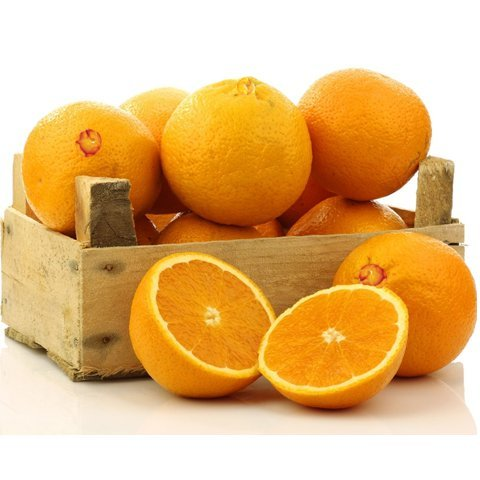 Gourmet Fruit Gift Basket - Orchard Fresh Oranges