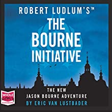 The Bourne Initiative Audiobook by Eric Van Lustbader Narrated by Holter Graham