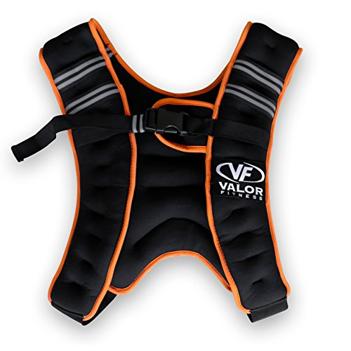 Valor Fitness EH-18 18lb Weight Vest by Valor Fitness
