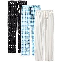 The Slumber Project Men's 3 Pack Cotton Sleep Pant Set