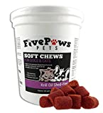 SHED Free Premium Antarctic Krill Oil Soft Chews for Pets, Rich in Omega 3 Fatty Acids, Shed Free Formula Helps Reduce Shedding & Promotes Healthy Skin & Coat for Both DOGS & CATS