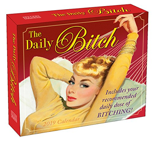 (The Daily Bitch 2019 Boxed Daily Calendar)