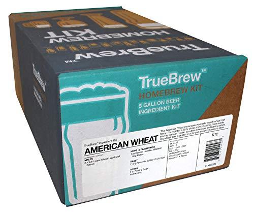True Brew American Wheat Home Brew Beer Ingredient Kit