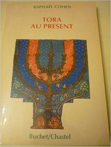Lire un Tora au présent epub, pdf