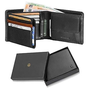 Damen Geldbörse Geldbeutel Leder Portemonnaie Portmonee Karte Brieftasche HJ