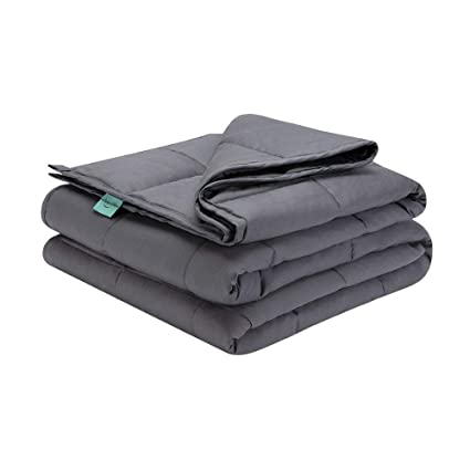 Weighted Idea Abilitations Weighted Blanket for Adult Women and Men -  Occupational Therapy for Anxiety d7fe2e410