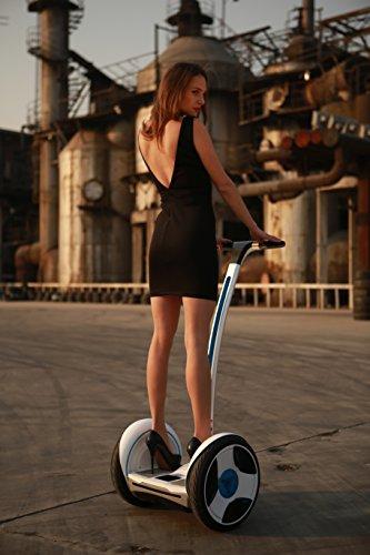 otomo(オオトモ)ninebot(ナインボット)操縦者の重心移動により運転する未来型移動ツールナインボットエリート(ヘルメット付属)