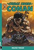 img - for Savage Sword of Conan Volume 12 book / textbook / text book