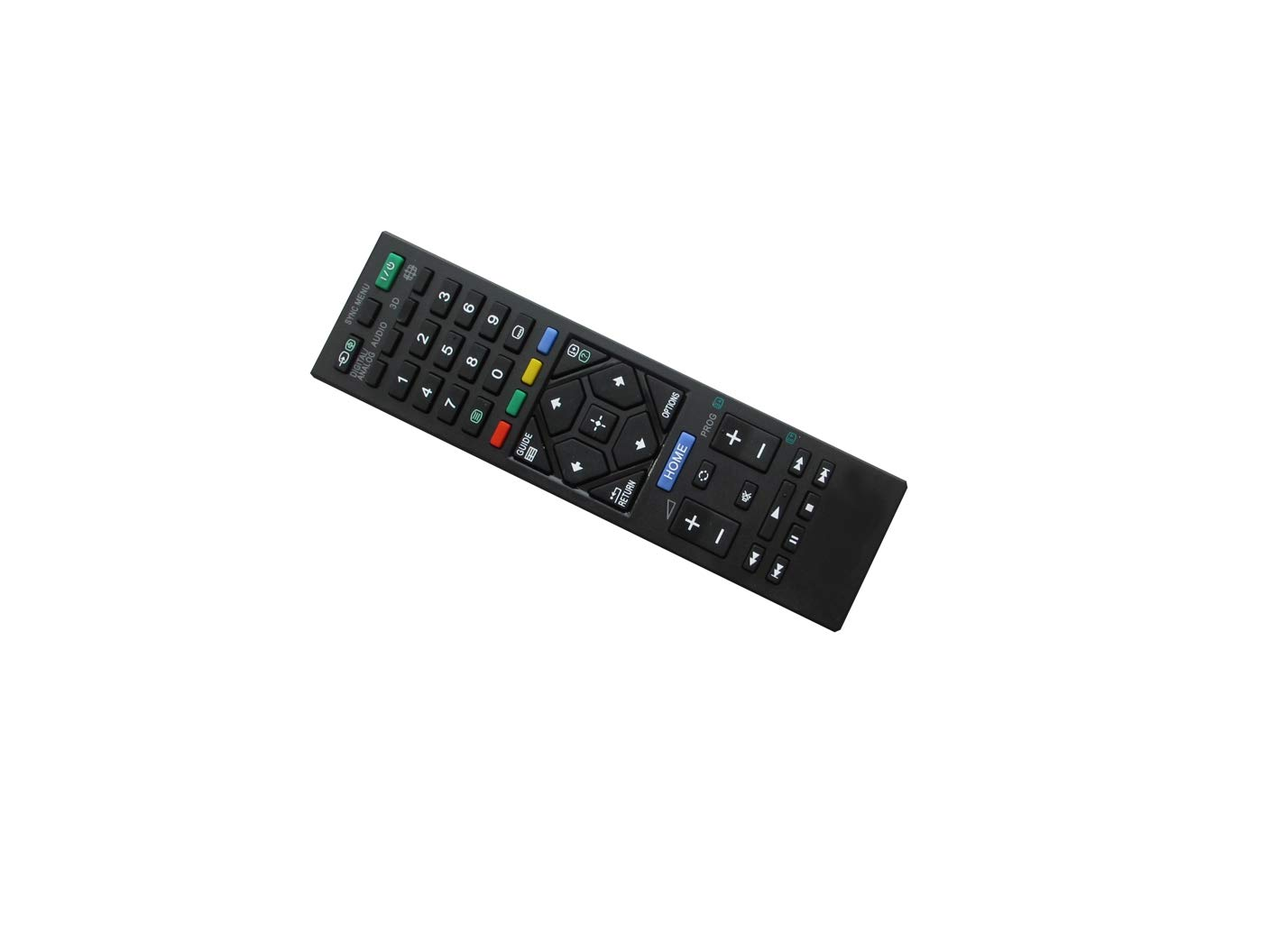 General Replacement Remote Control For Sony Plasma KDL-32R400A KDL-32R420B KDL-47R507A KDL-46R450A BRAVIA LCD LED HDTV TV