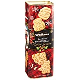Walkers Pure Butter Shortbread-Festive Shapes Drum Cookies, 250 Gram