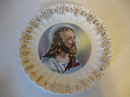 Jesus, Collector Plate,