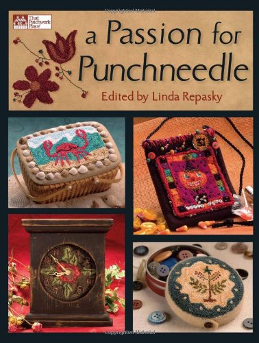 (A Passion for Punchneedle)