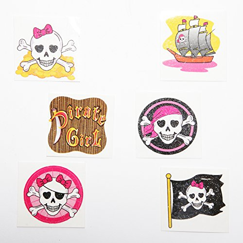 Fun Express 146 1151 Glitter Tattoos product image