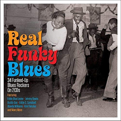 VARIOUS ARTISTS - Real Funky Blues / Various - Amazon.com Music