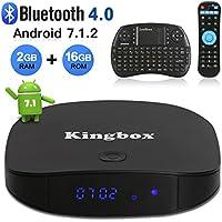 Kingbox K2 4K 16GB Android TV Box