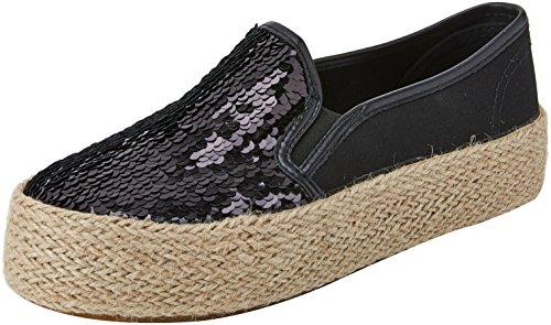 Black para Casual BEPPI Negro Zapatillas Shoe Deporte Mujer de XUR8FxR