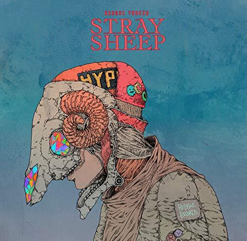 [2020년 8월 5일 발매 예정] 요네즈켄시 - STRAY SHEEP (아트북 반(DVD)) (특전 없음) CD+DVD,한정판