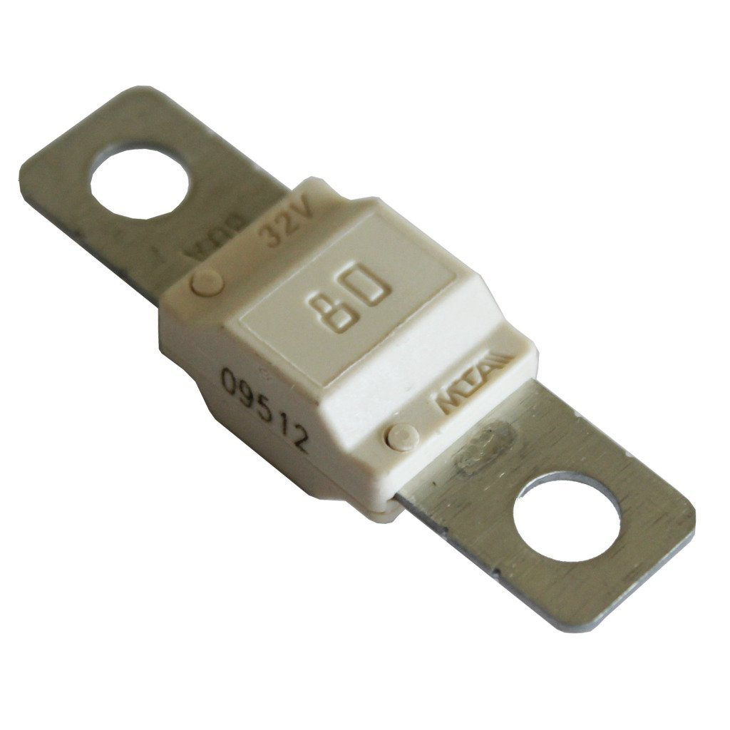 All Trade Direct 2 X 80 Amp Midi Fuse High Current All Midi Amps 40-150Amp & Fuseholder Stocked