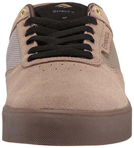 Emerica Herren Empire G6 Skateboard Schuh Tan / Gum