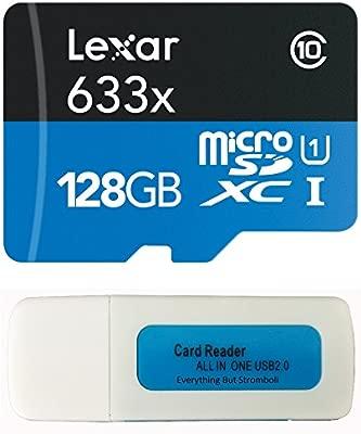 Lexar microSDXC 633 X para GoPro Hero 6 Hero6 Negro 4 K ...