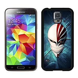Samsung Galaxy S5 Bleach Black Screen Cover Case Charming and Newest Look