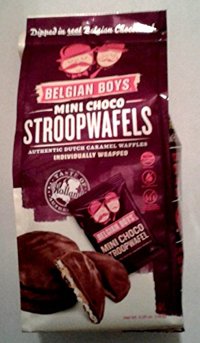 Thing need consider when find belgian chocolate covered waffles?
