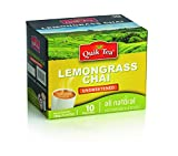 Chai Tea Latte - Unsweetened Lemongrass Chai 10 pack By QuikTea