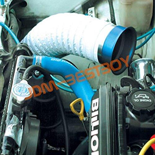 Amazon.com: JDM Japan Billion Super Thermo 90 Bandage Wrap Thermal 1260C Fiberglass Insulating Heat Exhaust Turbo Header Manifold: Automotive