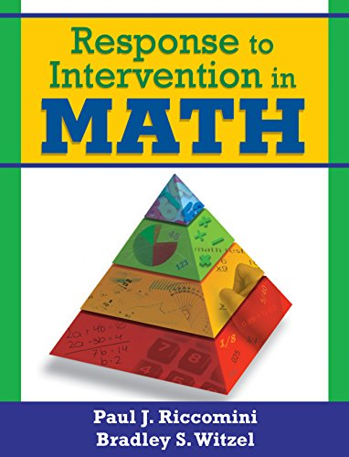 Download Response to Intervention in Math Pdf