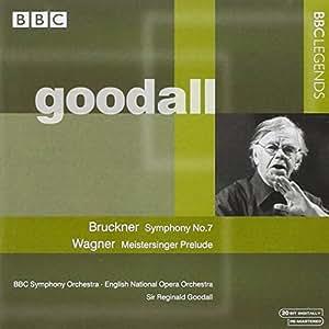 Bruckner: Symphony No. 7 / Wagner: Meistersinger Prelude